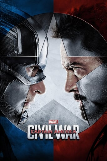Poster of Captain America : Civil War