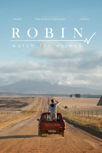 Poster of Robin: Watch for Wishes