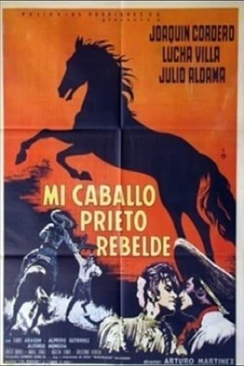 Poster of Mi caballo prieto rebelde