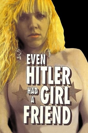 Poster of Even Hitler Had a Girlfriend