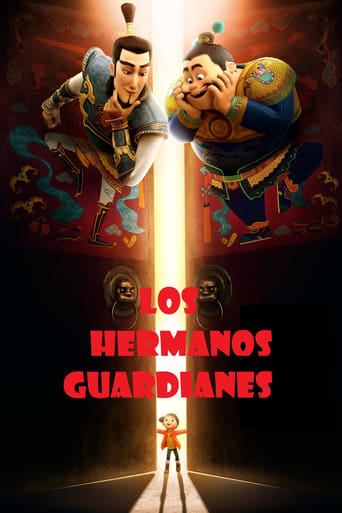 Poster of Los hermanos guardianes