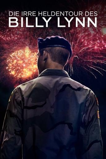 Poster of Die irre Heldentour des Billy Lynn