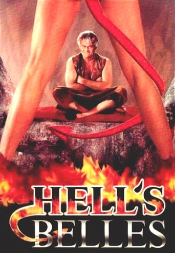 Poster of Hell's Belles