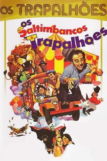 Poster of Os Saltimbancos Trapalhões