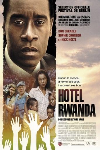 Poster of Hôtel Rwanda
