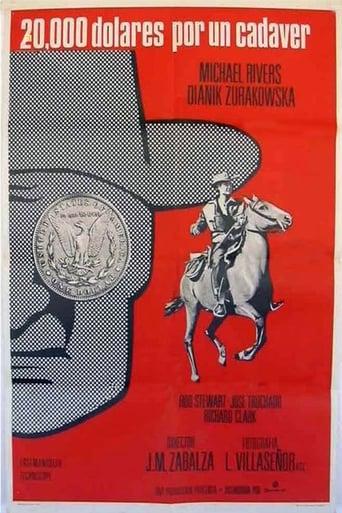 Poster of 20000 dólares por un cadáver
