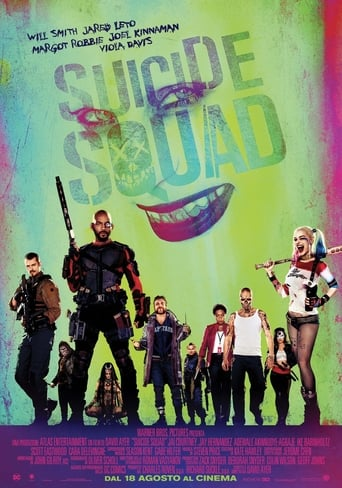 Suicide Squad Synopsis