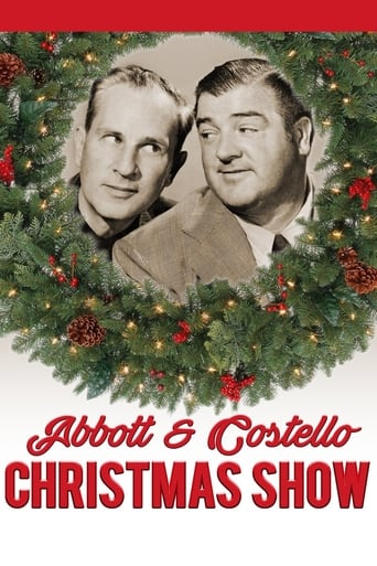 Poster of Abbott and Costello Christmas Show
