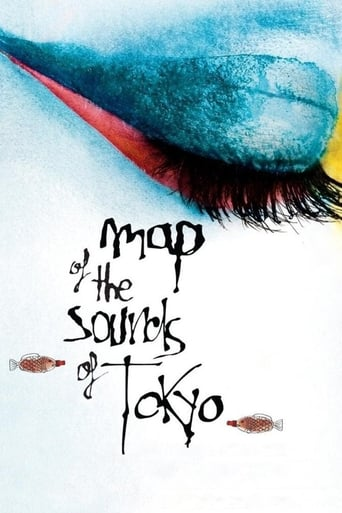 Poster of Map of the Sounds of Tokyo