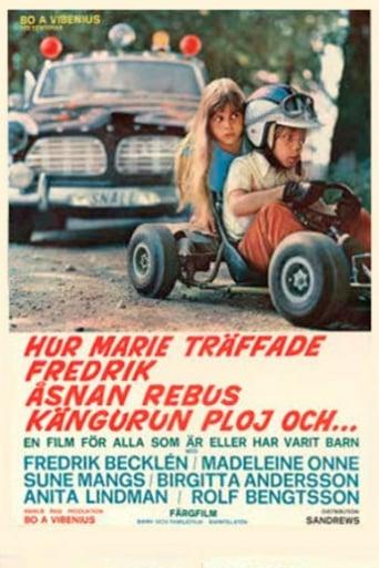 Poster of How Marie Met Fredrik