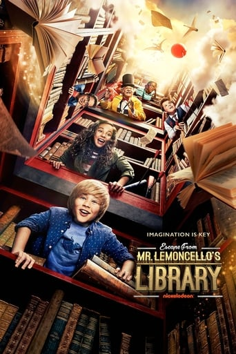 Poster of Escape from Mr. Lemoncello's Library