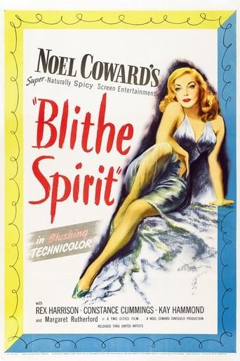 Poster of Blithe Spirit