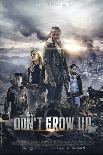 Poster of Don't Grow Up