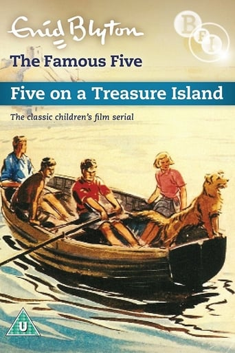 Poster of Five on a Treasure Island