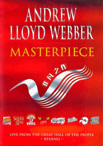 Poster of Andrew Lloyd Webber: Masterpiece