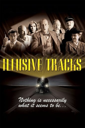 Poster of Illusive Tracks