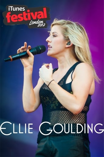 Poster of Ellie Goulding - Live at iTunes Festival 2012