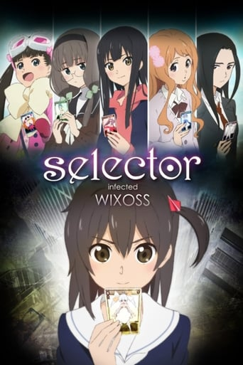 Poster of Selector Infected WIXOSS