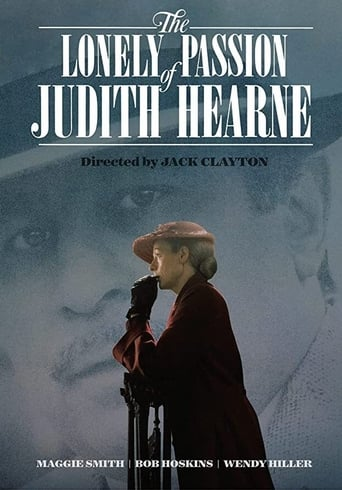 Poster of The Lonely Passion of Judith Hearne