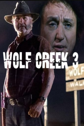 Poster of Wolf Creek 3