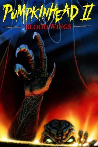 Poster of Pumpkinhead II: Blood Wings