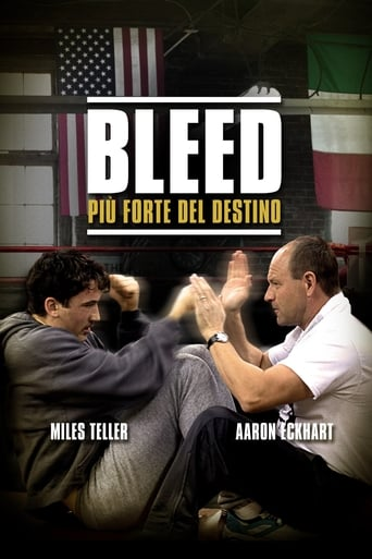 Poster of Bleed: più forte del destino