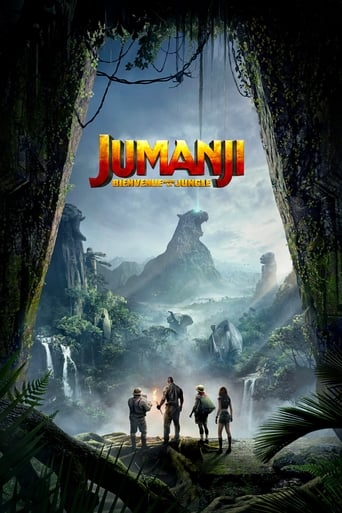 Poster of Jumanji : Bienvenue dans la Jungle