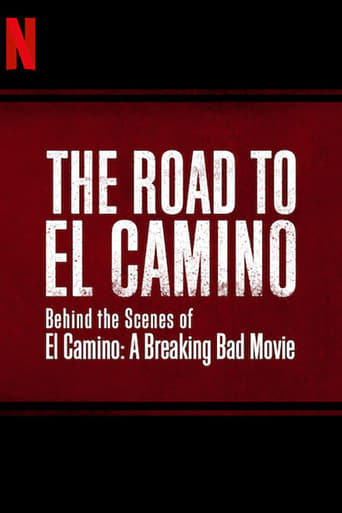 Poster of The Road to El Camino: Behind the Scenes of El Camino: A Breaking Bad Movie