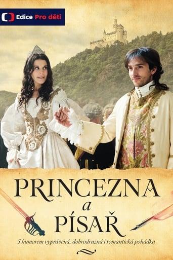 Poster of Princezna a písař