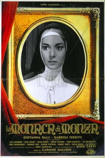 Poster of The Nun of Monza