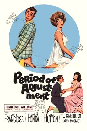 Poster of Period of Adjustment