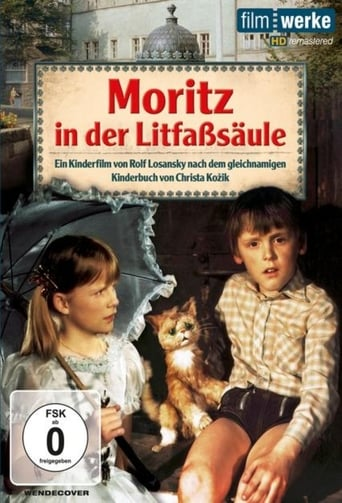 Poster of Moritz in der Litfaßsäule