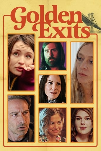 Poster of Golden Exits