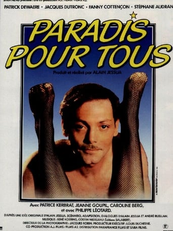 Poster of Paradise for All