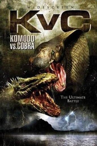 Poster of Komodo vs. Cobra