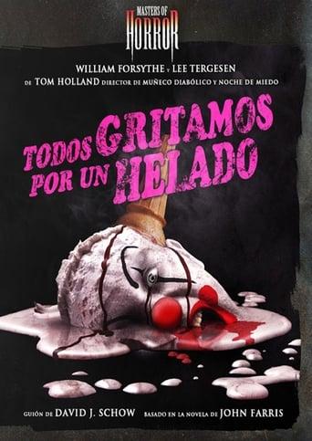 Poster of Todos gritamos por un helado
