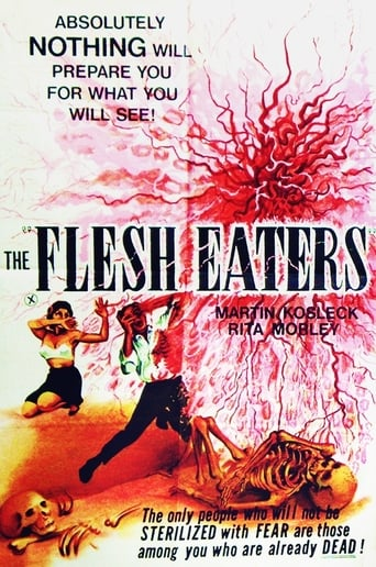 Poster of The Flesh Eaters
