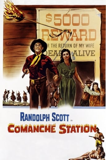 Poster of Comanche Station
