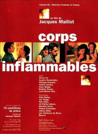 Poster of Corps inflammables