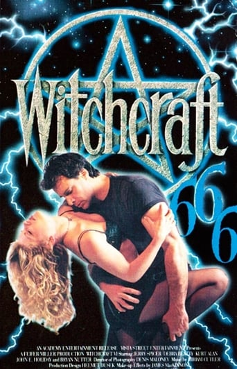 Poster of Witchcraft 666: The Devil's Mistress