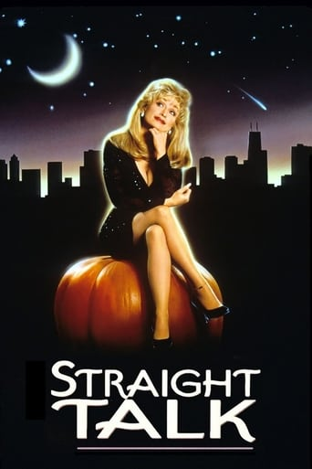 Poster of Straight Talk
