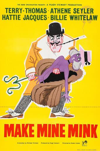 Poster of Make Mine Mink