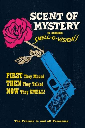 Poster of Scent of Mystery