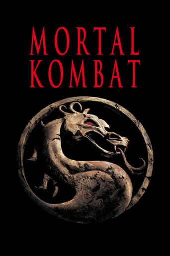 Poster of Mortal Kombat