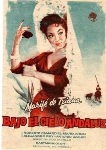 Poster of Bajo el cielo andaluz