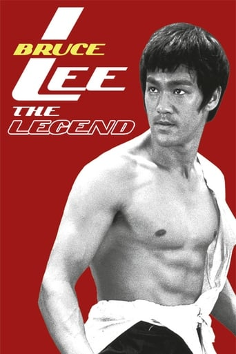 Poster of Bruce Lee: The Legend