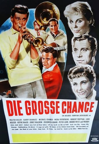 Poster of Die große Chance