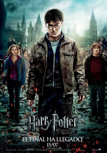Harry Potter y las Reliquias de la Muerte - Parte II Harry Potter and the Deathly Hallows: Part 2