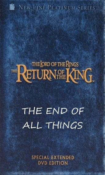 Poster of The End of All Things