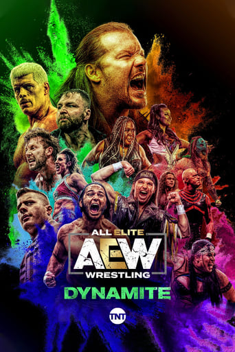 Poster of All Elite Wrestling: Dynamite